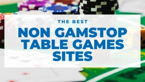 table casino games not on gamstop
