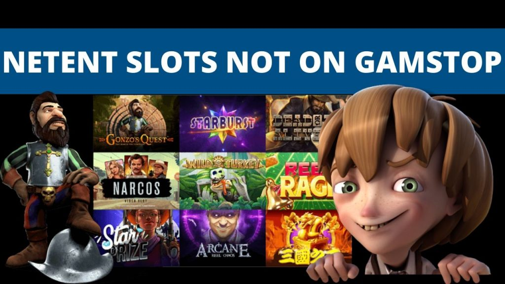 netent slots not on gamstop casino