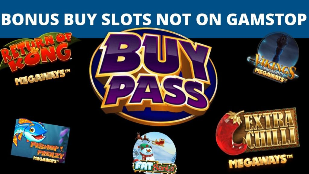 feature buy slots not blocked by gamstop